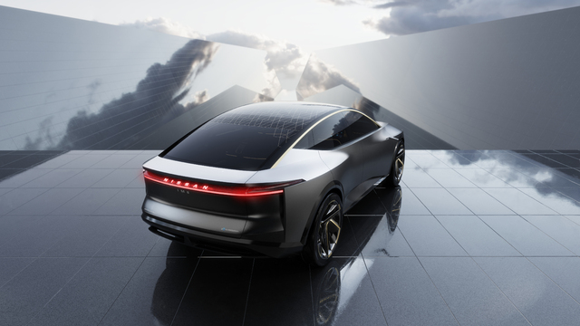 Nissan IMs concept