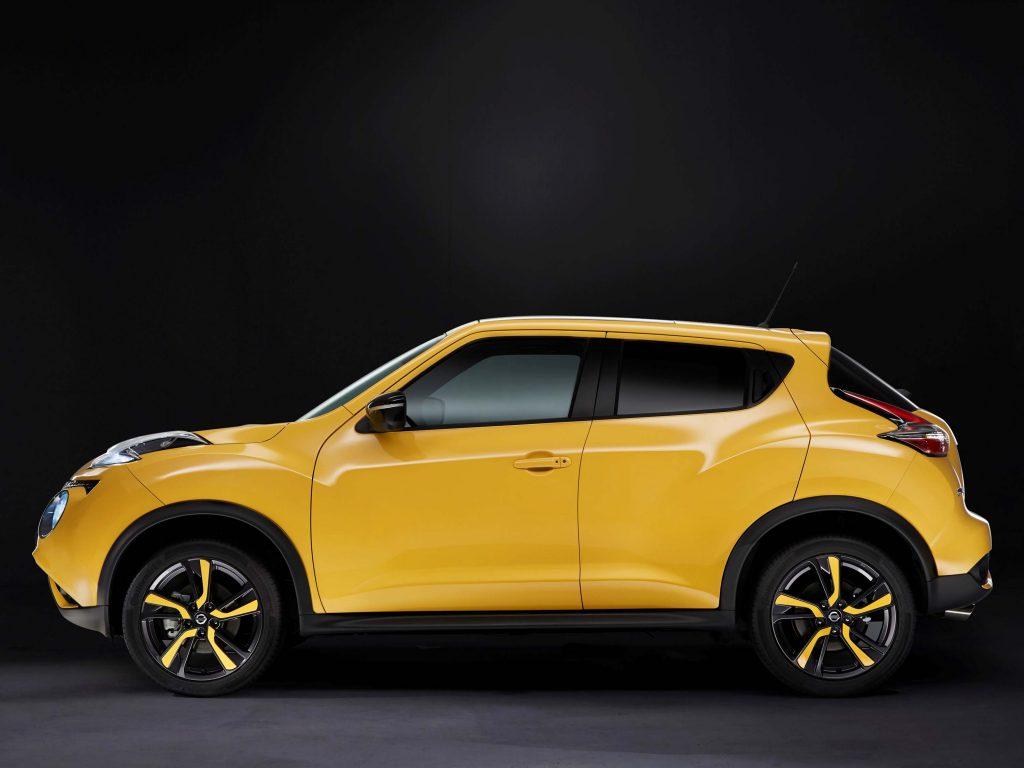2014 Nissan Juke facelift