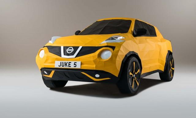 Nissan Origami Juke - front