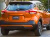 2018 Nissan Kicks - rear, orange