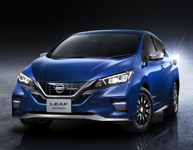 2019 Nissan Leaf Autech