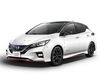 2018 Nissan Leaf Nismo - front, white