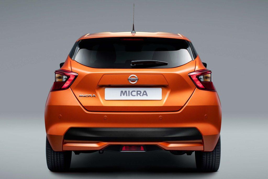 K14 Nissan Micra