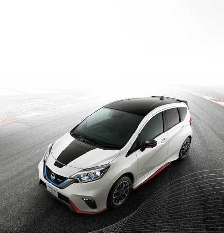 2019 Nissan Note Nismo S Black Edition
