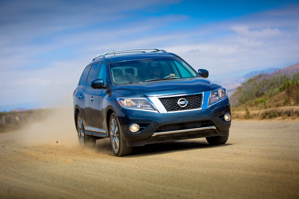 2017 Nissan Pathfinder Vs 2016