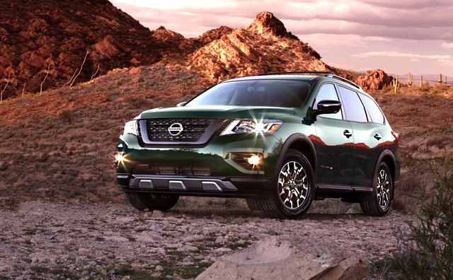 2019 Nissan Pathfinder Rock Creek