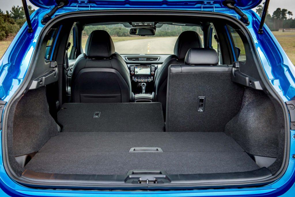 2017 Nissan Qashqai facelift