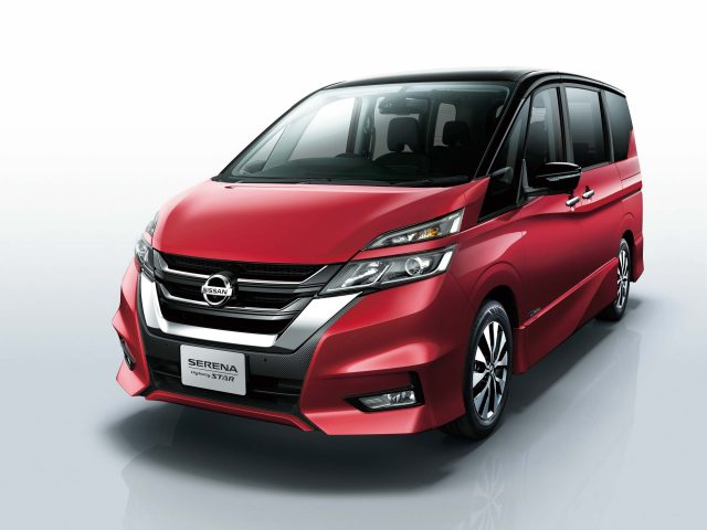 Nissan Serena C27 Jdm 2016 Photo Gallery Between The