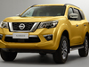 2018 Nissan Terra - front, yellow