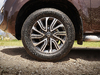 2018 Nissan Terra - wheels
