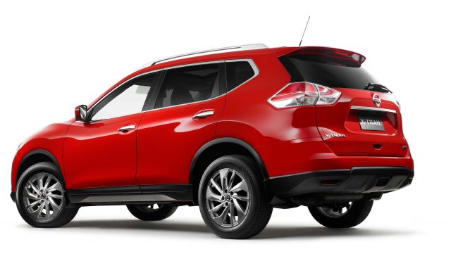 2014 Nissan X-Trail - rear