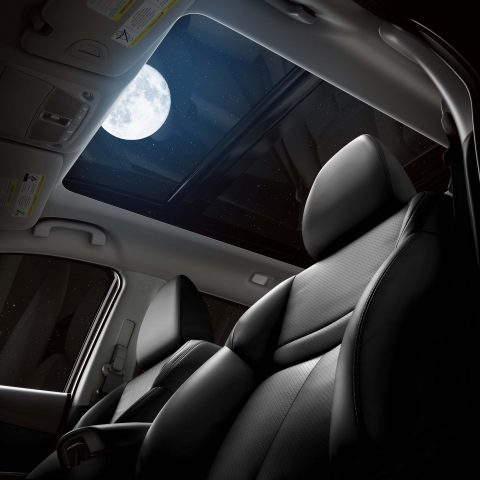 2014 Nissan X-Trail - moon roof