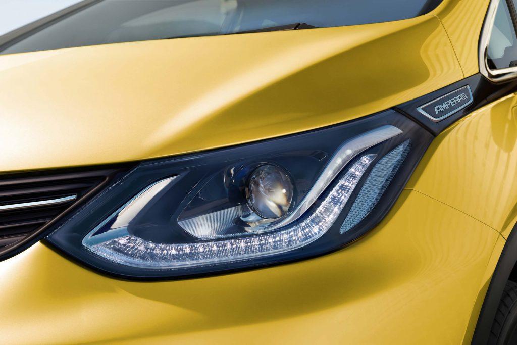 Opel Ampera-e - headlamps