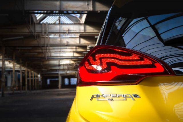 Opel Ampera-e - taillamps