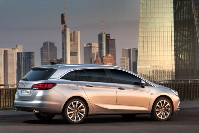 Opel Astra Sports Tourer K
