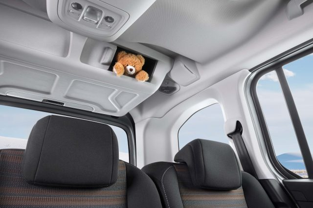 2018 Opel Combo Life - ceiling storage