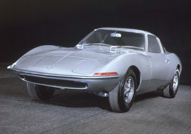 1965 Opel Experimental GT - front