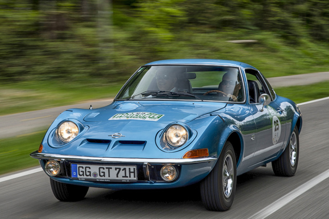 opel gt 1968 1973 first generation at 2018 bodensee classic photos between the axles. Black Bedroom Furniture Sets. Home Design Ideas