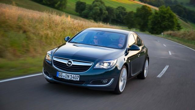 Opel Insignia (A) facelift - hatch