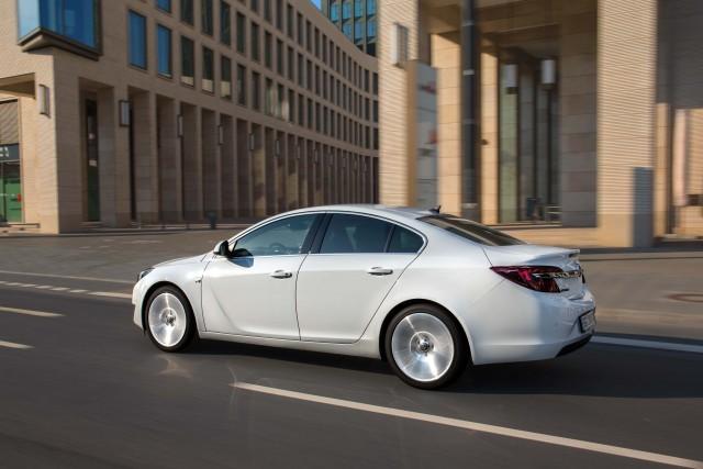 Opel Insignia (A) facelift