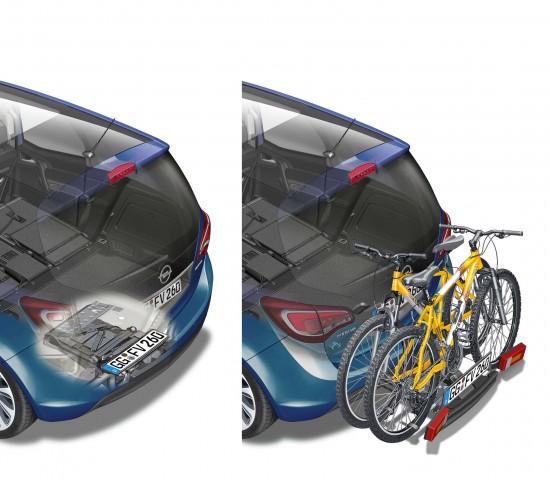 Opel Meriva FlexFix