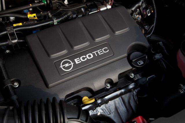 2012 Opel Mokka - 1.4-liter turbo