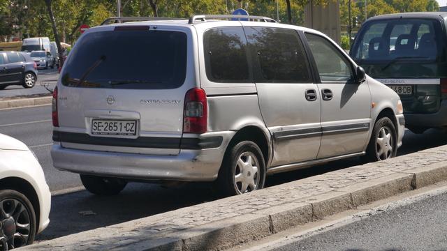 Opel Sintra GLS