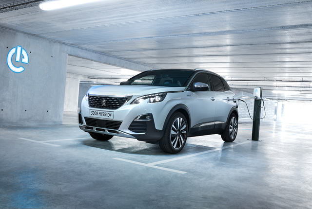 Peugeot 3008 Gt Hybrid4 2019 Second Generation Photos Between