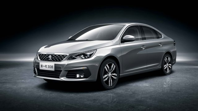 2016 Peugeot 308 T9 Sedan Is Handsome But China Only Between