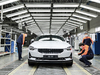 2020 Polestar 2 production at Luqiao