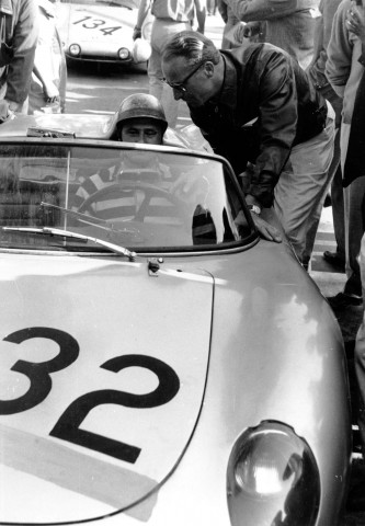 Porsche 718 RS 61 Spyder