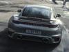 2020 Porsche 911 Turbo S coupe