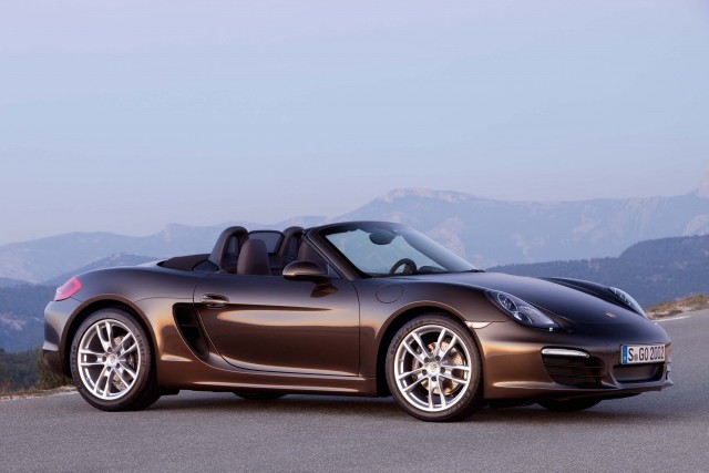 981 Porsche Boxster