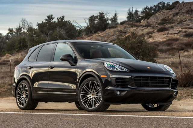 Porsche Cayenne S Type 92A 2015 US photo gallery  Between the