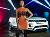 2020 Range Rover Evoque launch - model Adwoa Aboah
