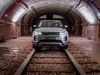 2020 Range Rover Evoque prototype drive course