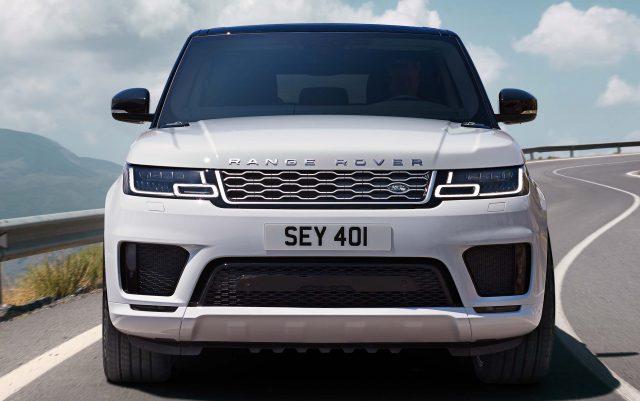 2018 Range Rover Sport PHEV Facelift