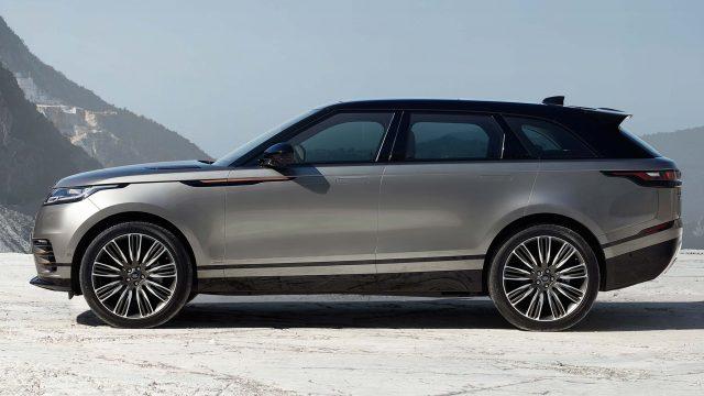 2018 Range Rover Velar - side