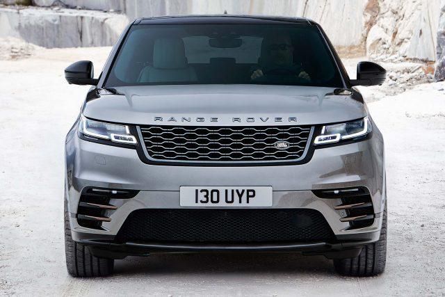 2018 Range Rover Velar - front