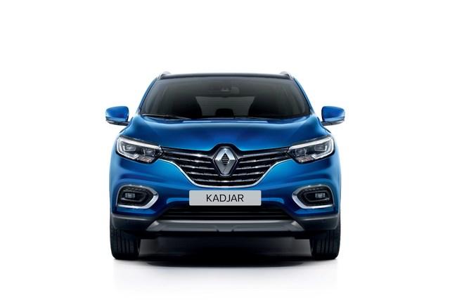 2018 Renault Kadjar facelift