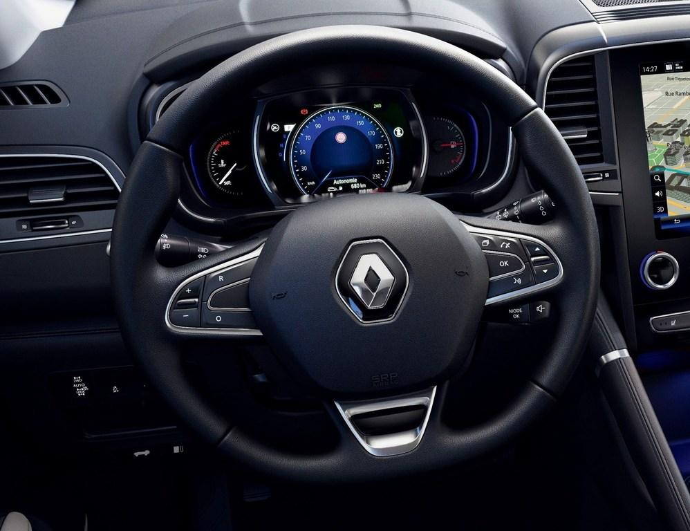 2019 Renault Koleos facelift