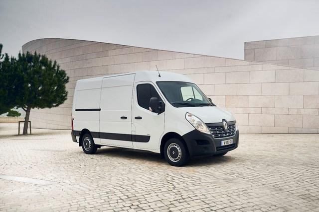 2019 Renault Master ZE