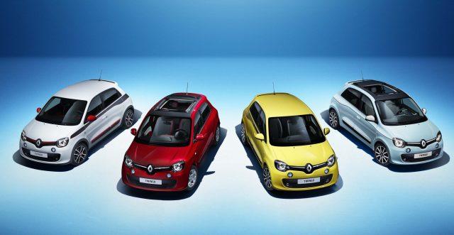 Renault Twingo III - family