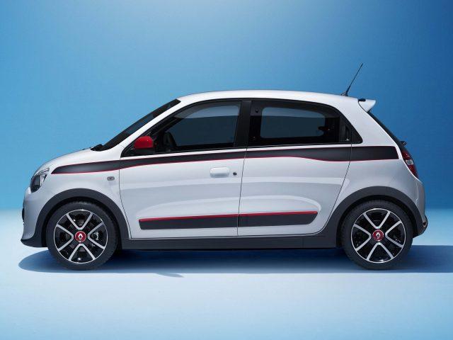 Renault Twingo III - side