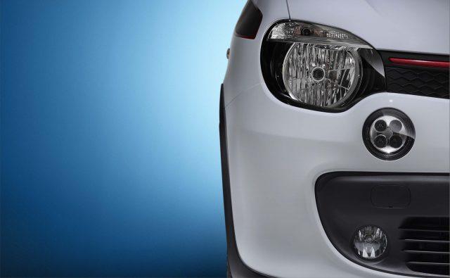 Renault Twingo III - headlamp