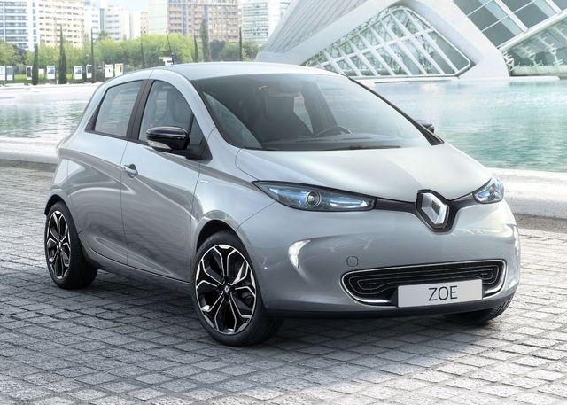 2019 Renault Zoe S
