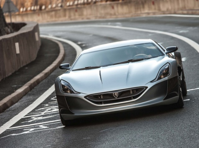 Rimac Concept_One - nose