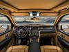 Rolls-Royce Cullinan - dashboard, interior, tan leather