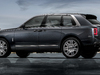 Rolls-Royce Cullinan - side, gray