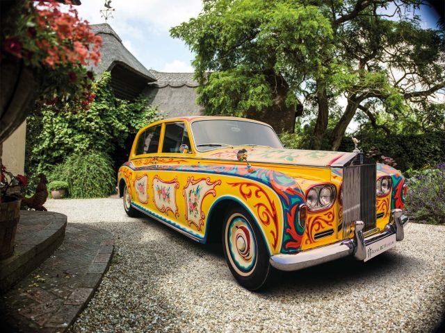 John Lennon\'s 1965 Rolls-Royce Phantom V